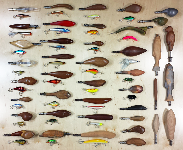 Jig Guides (Mandrels)