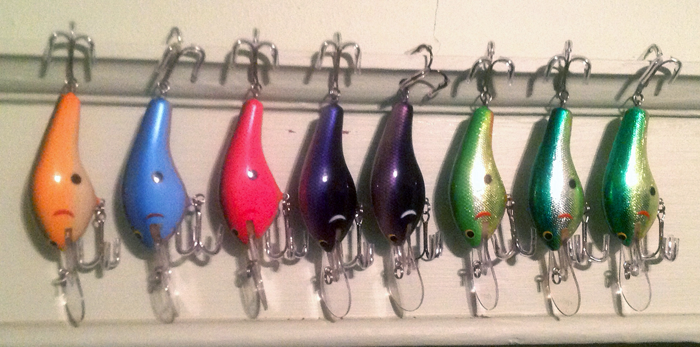 Divin' B 3 R Baits Collection