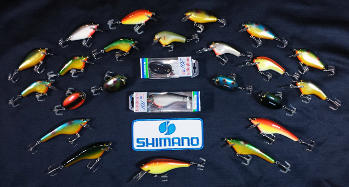 Bagley Shimano Extreme Collection