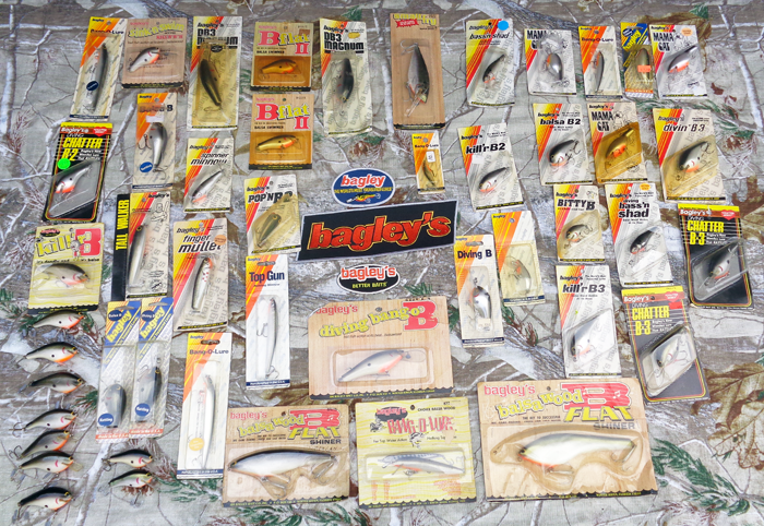 New in Package Tennessee Shad Pic