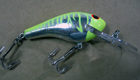 Bagley Diving Killer B 2 9C (Chartreuse on Chrome)[9]