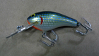 Bagley Diving Killer B 2 CS4 (Crippled Shad on White)[3]