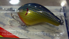 Bagley DB2 CSY (Crippled Shad on Yellow)[6]