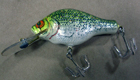 Bagley Small Fry Crappie CY (Crappie on Yellow)[3]
