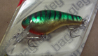 Bagley Diving Killer B 2 F6G (Flash Green on Gold)[8]