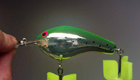 Bagley DB3 F9SD9 (Chartreuse on Silver Chrome/Dots/Chartreuse Belly)[7]