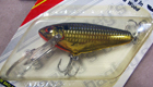 Bagley Small Fry Shad FCSG (Flash Crippled Shad on Gold)[2]