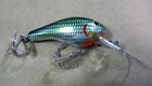 Bagley Diving Killer B 2 FCSH (Flash Crippled Shad on Silver)[3]