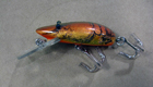 Bagley Hustle Bug GCF (Green Crayfish on Copper Foil)[5]