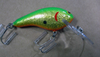 Bagley Diving Killer B 2 GGOB (Green on Gold Foil/Orange Belly)[5]