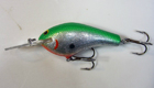 Bagley DB3 GS (Green Shad on Silver Foil)[3]