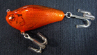 Bagley Balsa Shiner H2 (Hot Orange)[8]