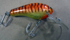 Bagley Diving Killer B 2 H2G (Hot Orange on Gold)[8]
