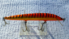 Bagley Bang-O-Lure H2GOB (Hot Orange on Gold/Orange Belly)[?]