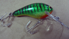 Bagley Diving Killer B 2 H6G (Hot Green on Gold Foil)[7]