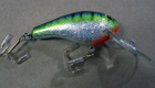 Bagley Diving Killer B 2 H79S (Hot Blue/Chartreuse on Silver)[3]